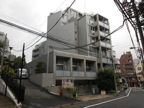 カスタリア渋谷櫻丘(旧:イプセ渋谷ティアズ)