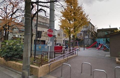 西尾久五丁目児童遊園