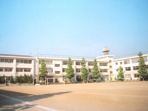 雪谷中学校 500m