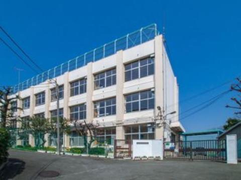 馬込東中学校 280m