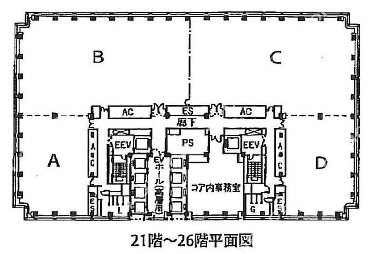 新宿 モノリス ビル