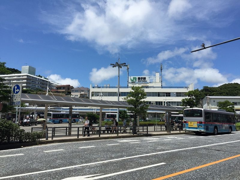 逗子 JR逗子駅