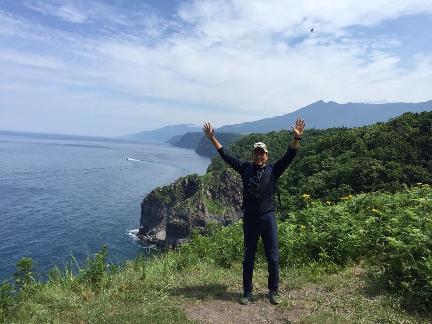【営業マンの夏休み 2018】井上:知床半島、網走にいってきました!