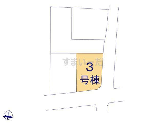 リーブルガーデン 福山駅家町近田の見取り図