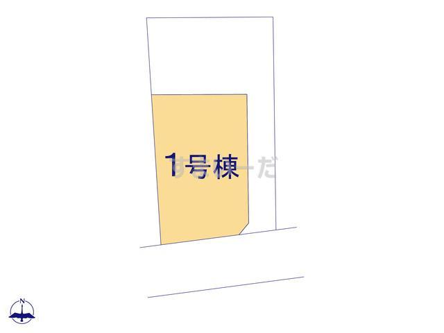 リーブルガーデン 町田玉川学園の見取り図