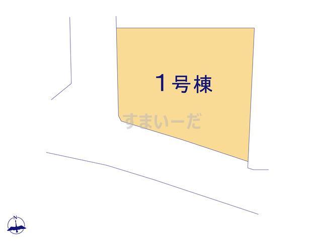 リーブルガーデン 堺東区日置荘西町3期の見取り図