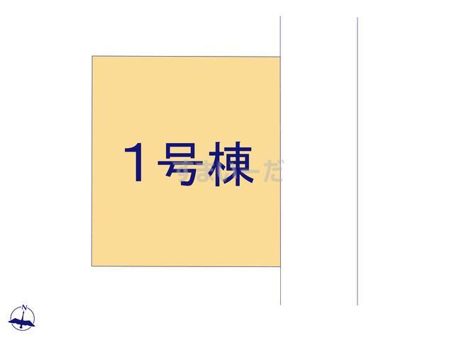 リーブルガーデン 堺北区奥本町の見取り図