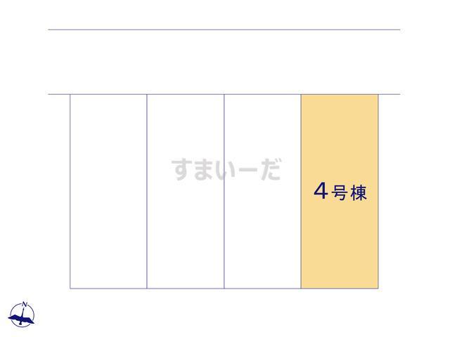 リーブルガーデン 城南区樋井川第十の見取り図