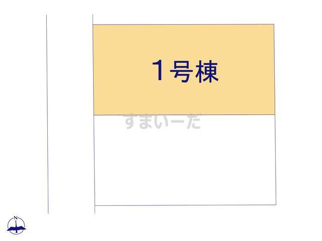 リナージュ 太宰府市五条19-1期の見取り図