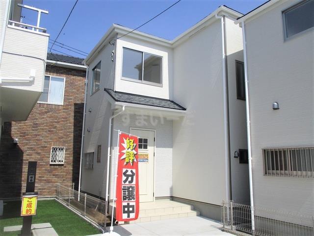ハートフルタウン 入間東藤沢5期の外観②