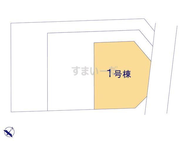 リナージュ 福岡市南区和田19-1期の見取り図
