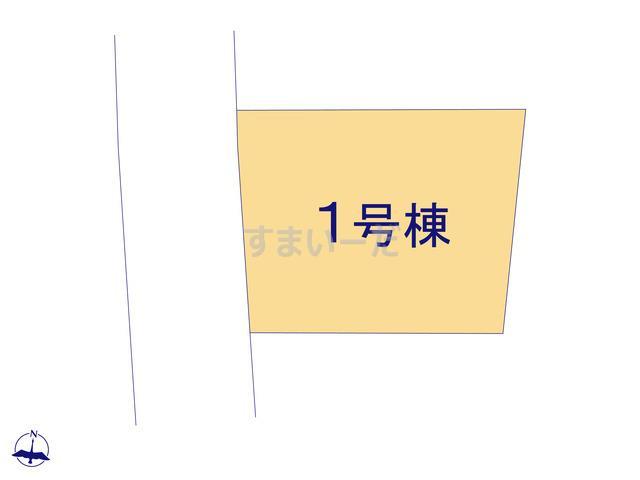 リーブルガーデン 橿原市十市町4期の見取り図