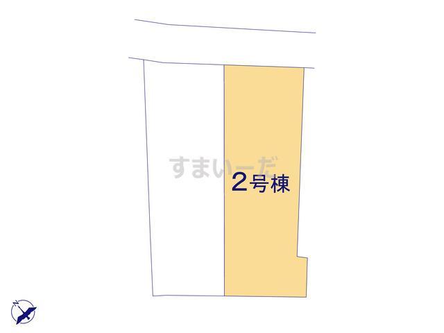 リナージュ 神戸市西区持子19-1期の見取り図