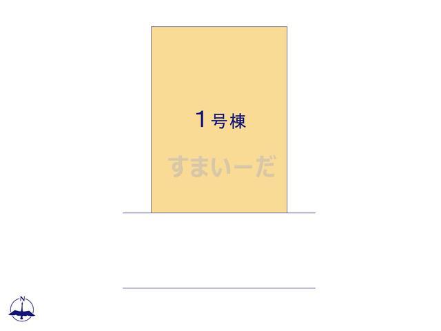 リーブルガーデン 和歌山市ふじと台3期の見取り図