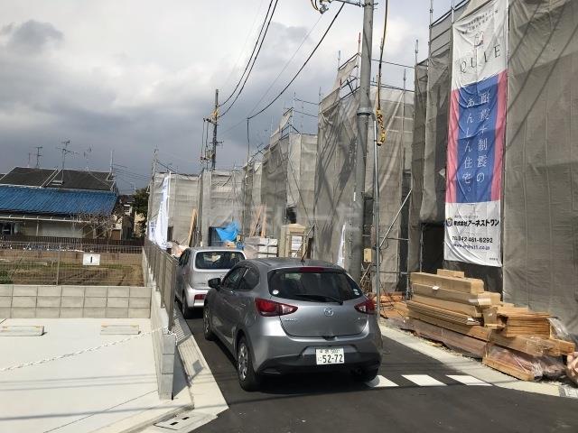 クレイドルガーデン 堺市美原区多治井 第3の外観②
