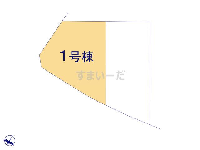 リーブルガーデン 袋井岡崎の見取り図