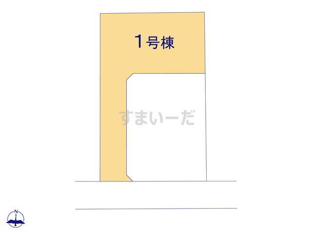 リーブルガーデン 第7渋川半田の見取り図