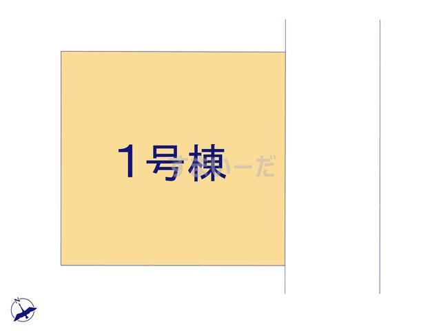 リーブルガーデン 日の出町平井第2の見取り図