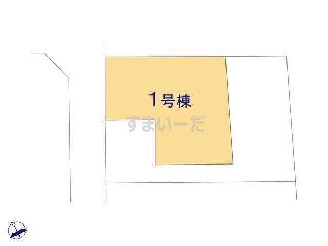 リナージュ 福岡市南区皿山19-1期の見取り図