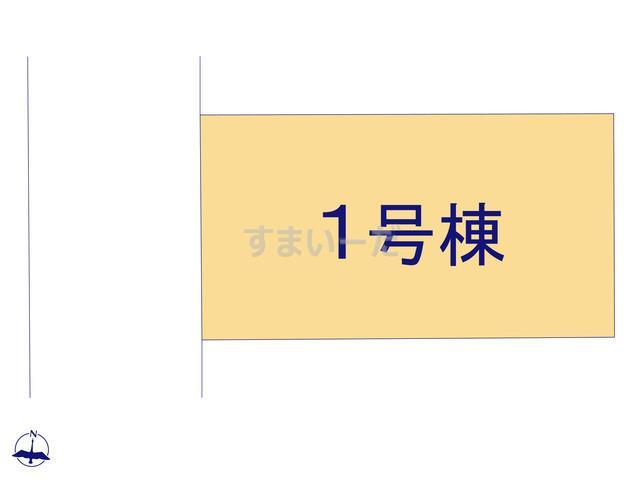 リーブルガーデン 堺市北区東上野芝町二丁の見取り図