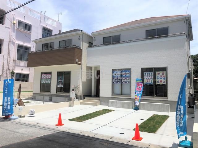 ハートフルタウン 沖縄市泡瀬VIの外観②