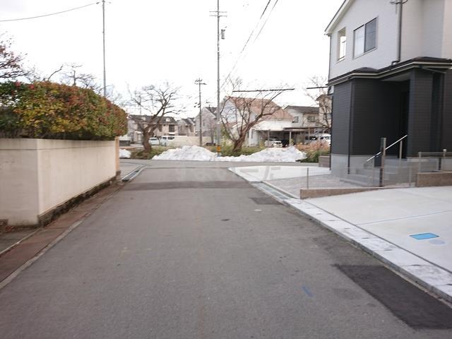 ハートフルタウン 富山市太田1期の外観②