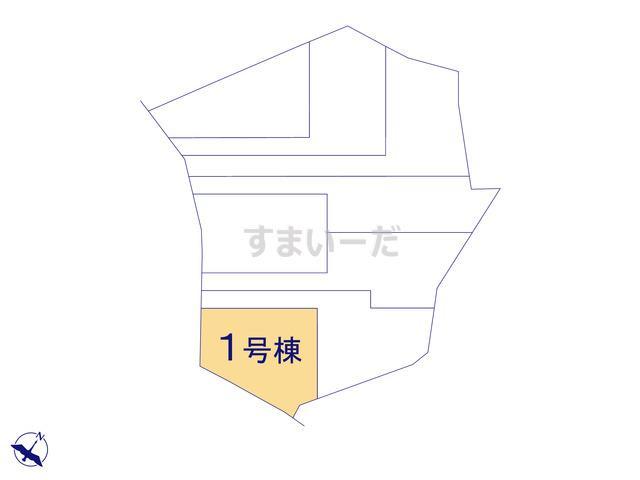 リナージュ 豊川市赤坂町19-1期の見取り図
