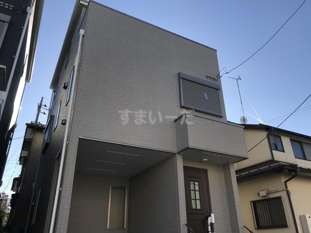 グラファーレ 川崎市東三田4期2棟の外観①
