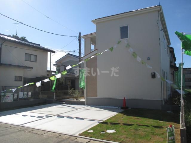 リーブルガーデン 阿見町岡崎6期の外観②