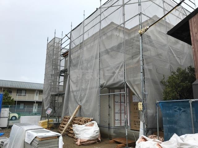 リーブルガーデン 大和高田市中三倉堂5期の外観①