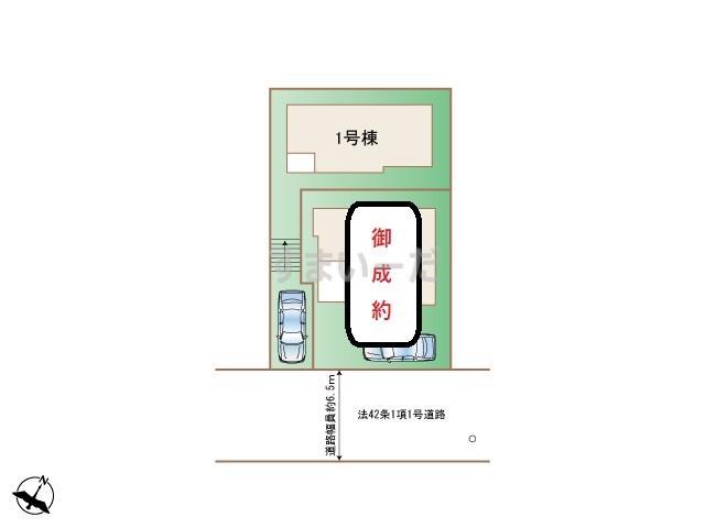 ハートフルタウン 神戸西糀台の見取り図