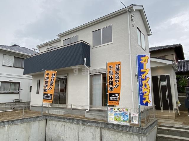 ハートフルタウン 宝塚中山五月台の外観①