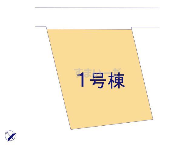 リーブルガーデン 加須土手第3の見取り図