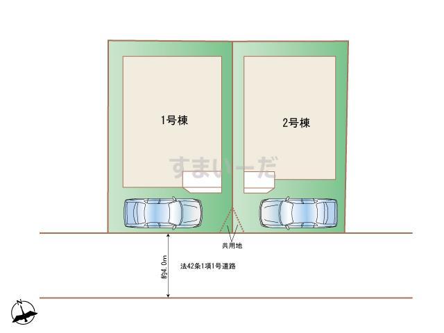 ハートフルタウン(神戸) 明石朝霧町Ⅴの外観②
