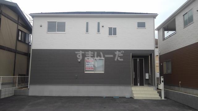クレイドルガーデン 福島市方木田 第3の外観①