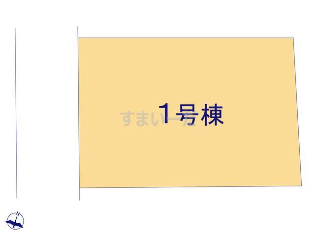 リナージュ 福岡市城南区南片江19-1期の見取り図