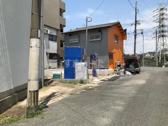 グラファーレ 福岡市樋井川2期1棟の外観②