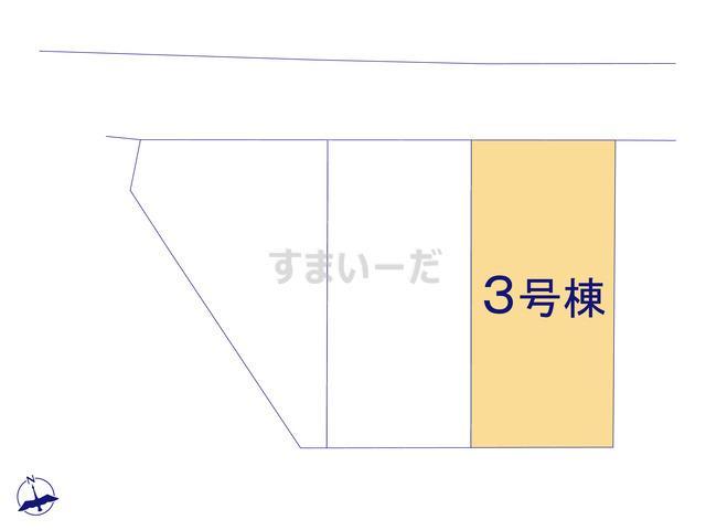 リーブルガーデン 南区皿山第六の見取り図