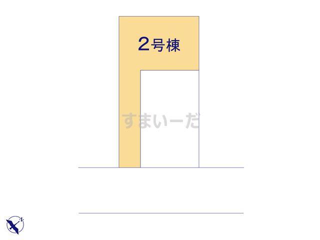 リナージュ 所沢市喜多町19-1期の見取り図