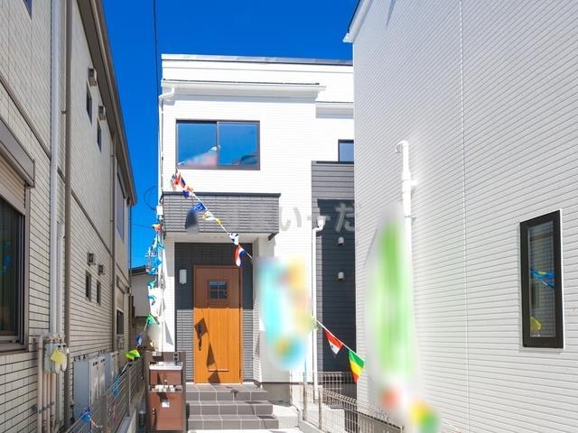 リナージュ 所沢市喜多町19-1期の外観①