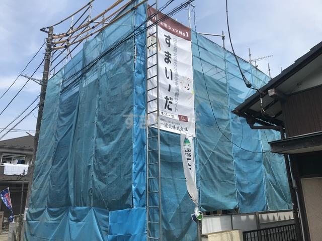 リーブルガーデン 桶川坂田東の外観①
