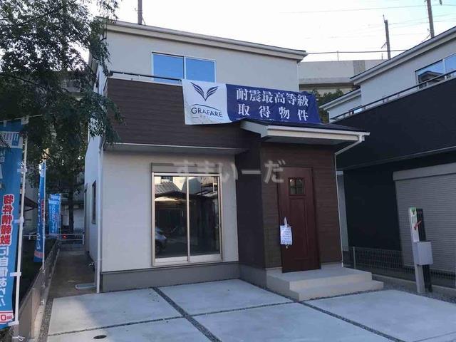 グラファーレ 福岡市弥永2棟の外観①