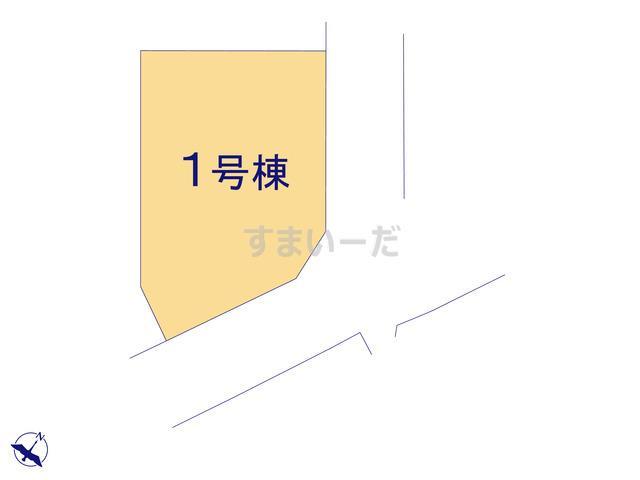 クレイドルガーデン 和歌山市向 第1の見取り図