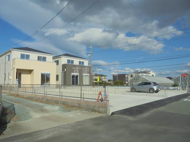グラファーレ 浜松市小沢渡町2期2棟の外観②