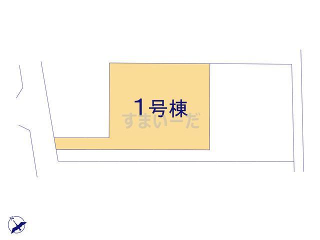 リーブルガーデン 加須旗井第5の見取り図