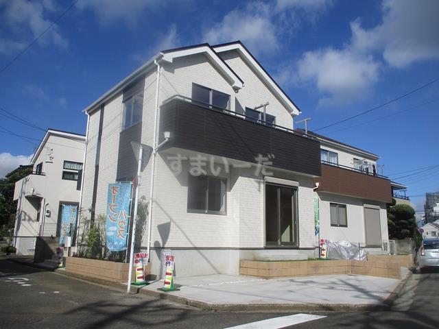 ハートフルタウン 所沢榎町2期の外観①