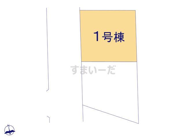 リナージュ 入間市上小谷田19-1期の見取り図