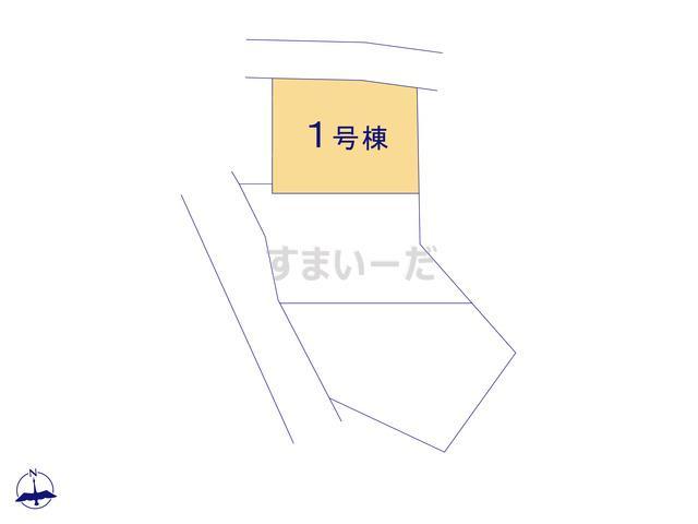 リナージュ 豊川市御津町大草19-II期の見取り図