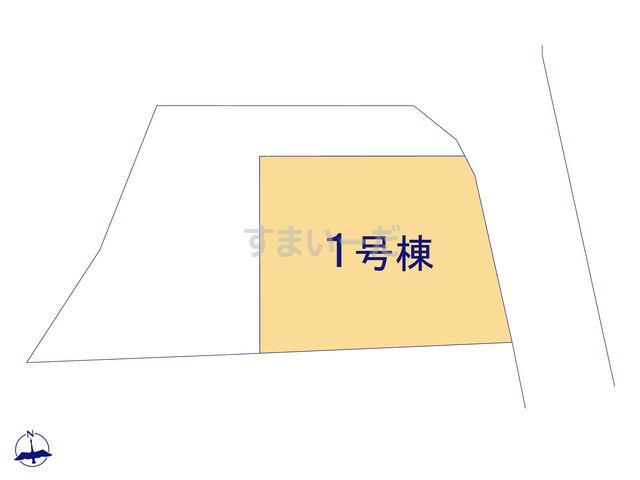 クレイドルガーデン 福岡市早良区野芥 第15の見取り図