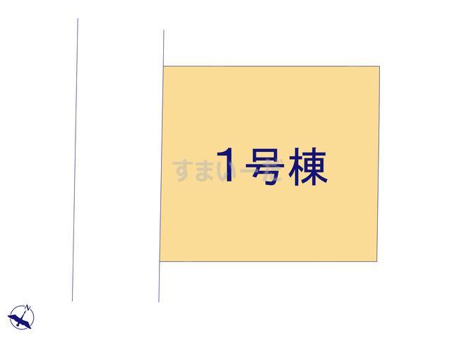 ハートフルタウン 入間東藤沢22期の見取り図